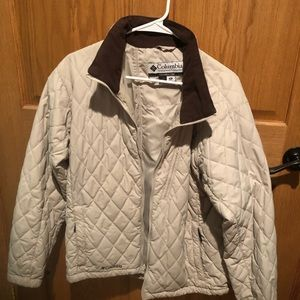 Columbia Quilted Jacket